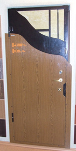 Zentry Class 4 Security Doors