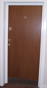 Zentry Apartment Door