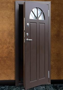 Security Certified Doors Zentry Bronze Class 1 Apartment